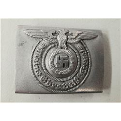 WWII GERMAN E.M./NON COMMISSSIONED BELT BUCKLE