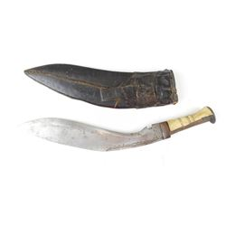 KUKRI WITH SCABBARD