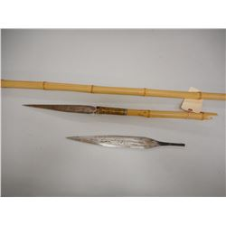 REPRODUCTION HUNTING TYPE SPEAR LOT