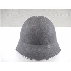 SWISS HELMET WITH COMPLETE LINER AND CHIN STRAP