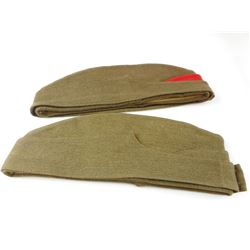 CANADIAN MILITARY WEDGE CAPS