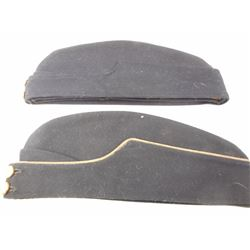PRE WWII CANADIAN WEDGE CAPS