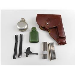 ASSORTED MILITARY TYPE PARTS