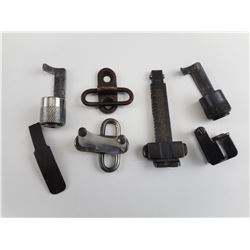 ASSORTED MAUSER PARTS AND ACCESSORIES
