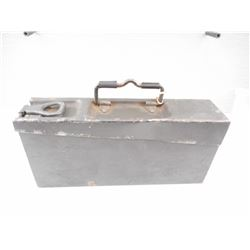 WWII GERMAN MG34/42 AMMO CAN