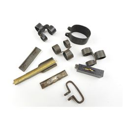 ASSORTED STRIPPER CLIPS/LEE ENFIELD PARTS