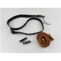 REPRODUCTION LEE ENFIELD LEATHER SLINGS