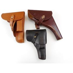 MILITARY TYPE HOLSTERS