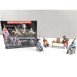 KING & COUNTRY'S NAPOLEONICS TOY SOLDIERS