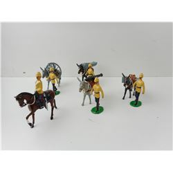 UNKNOWN KHYBER PASS TOY SOLDIERS