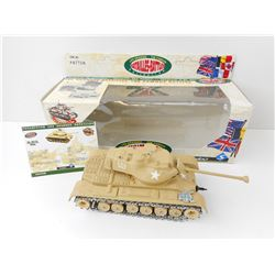 SOLIDO TOY GENERAL PATTON TANK