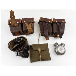 RUSSIAN TYPE MOSIN NAGANT RIFLE ACCESSORIES