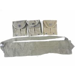 US MILITARY M-1 CARBINE POUCHES
