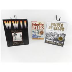 ASSORTED STORIES OF WWII