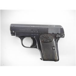 FN BROWNING , MODEL: 1906 , CALIBER: 25 AUTO