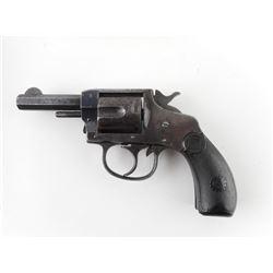 HARRINGTON & RICHARDSON , MODEL: 1905 DOUBLE ACTION  , CALIBER: 32 S&W