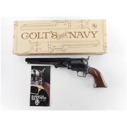 COLT , MODEL: 1851 NAVY GEN. 2  , CALIBER: 36 PERCUSSION