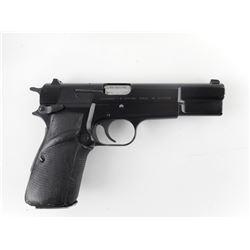 FN BROWNING  , MODEL: HIGH POWER MARK III , CALIBER: 9MM LUGER