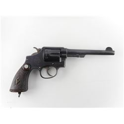 SMITH & WESSON  , MODEL: HAND EJECTOR 38/200 BRITISH SERVICE  , CALIBER: 38 S&W