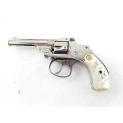 SMITH & WESSON  , MODEL: TOP BREAK 32 NO  1/2  , CALIBER: 32 S&W