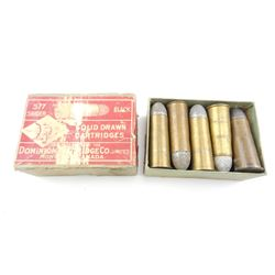 DOMINION 577 SNIDER BLACK POWDER  AMMO