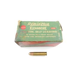 REMINGTON KLEANBORE 351 WIN. S.L. AMMO