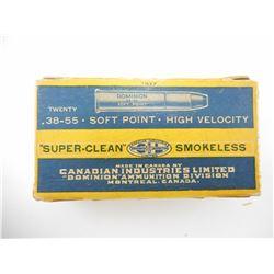 DOMINION 38-55 SUPER CLEAN AMMO