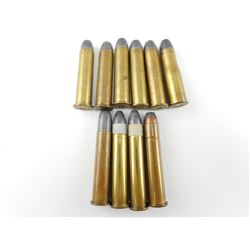 COLLECTIBLE AMMO, INCLUDING 45-90, 45-75, 45-70, 45-60