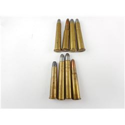 COLLECTIBLE AMMO INCLUDING 38-70, 38-56, 33 CF