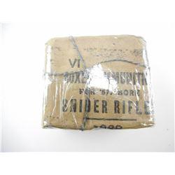VI BOXER AMMUNITION FOR .577 BORE SNIDER RIFLES
