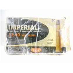 IMPERIAL 32-40 WINCHESTER
