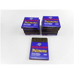 WINCHESTER SMALL PISTOL FOR MAGNUM PISTOL LOAD PRIMERS