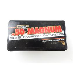 MAGNUM RESEARCH .50 ACTION EXPRESS