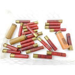 .410 GA, 16 GA, 10 GA ASSORTED SHOTGUN SHELLS