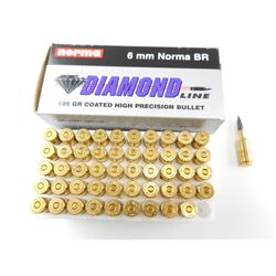 NORMA 6MM AMMO