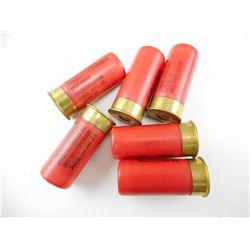 12 GAUGE MARINE SIGNAL FLARES FOR ORION FLARE GUN