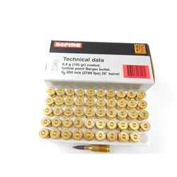 NORMA 6MM AMMO BR
