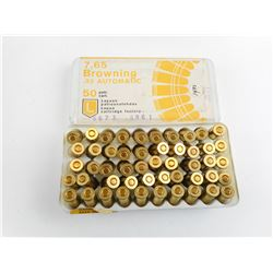 7.65 BROWNING (.32 AUTOMATIC) AMMO