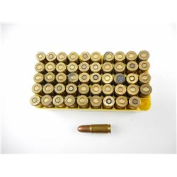 7.62 TOKAREV, AND 7.63 MAUSER ASSORTED AMMO