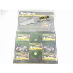 REMINGTON VIPER RIMFIRE KNIFE PACK, VIPER 22 LR