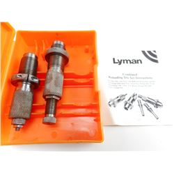 LYMAN 270 WIN RELOADING DIES