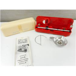 VINTAGE OHAUS '505' PRECISION LOADING SCALE