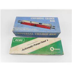 UNIVERSAL CHARGE BAR, RCBS AUTOMATIC PRIMER FEE