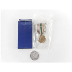 ASSORTED MILITARY MEDALS