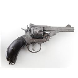 WEBLEY  , MODEL: MARK IV  , CALIBER: 455 REV