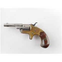 COLT  , MODEL: 1871 OPEN TOP POCKET , CALIBER: 22 SHORT