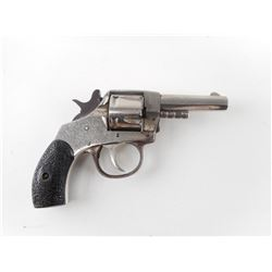 IVER JOHNSON , MODEL: BOSTON BULL DOG , CALIBER: 32 S&W
