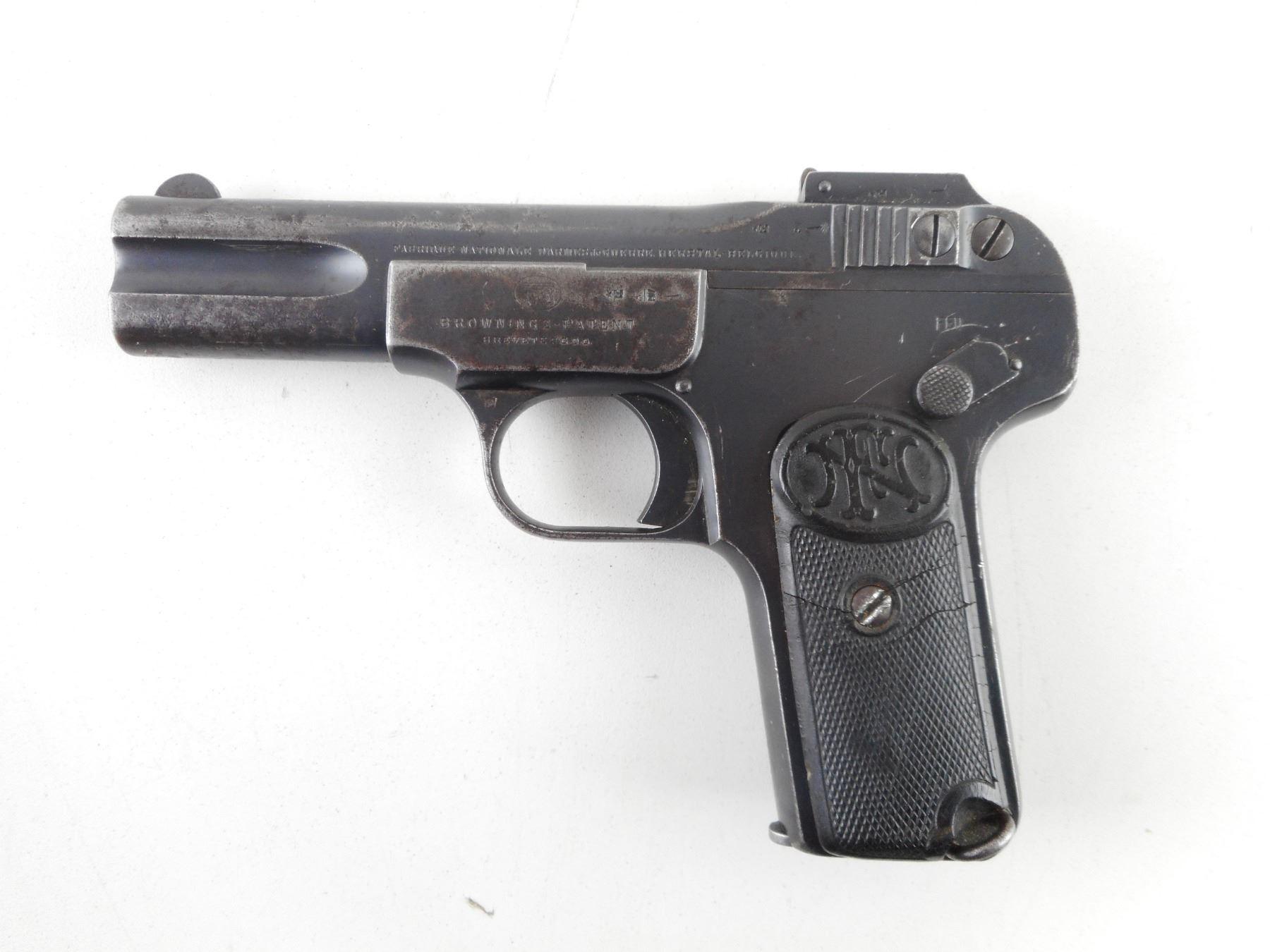 Vintage Gun Grips Browning FN 1900 32 ACP Early Model
