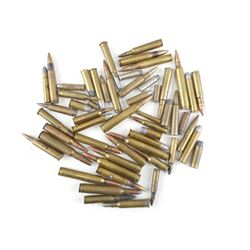 ASSORTED RELOADED AMMO