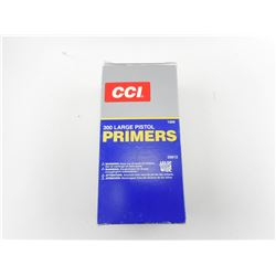 CCI-300 LARGE PISTOL PRIMERS